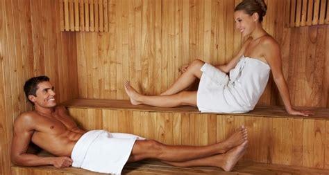 Zwei Mann Sauna by Zwei Mann Sauna Erholung Hoch Zwei Sauna Zu Hause Junges