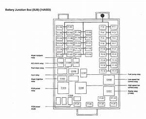 Ford Ranger Wiring Diagram Online