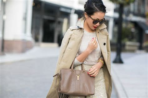 beige honey trench shades coat sequin skirt short bloglovin cotton minus texture today