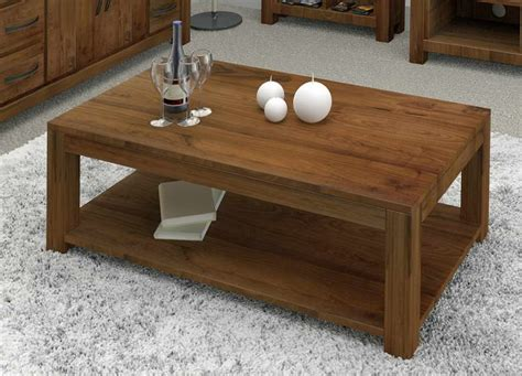 Building A Easy Coffee Table Furnitureplans