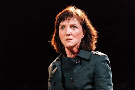 Michelle Fairley on the perils of Julius Caesar's cheek-by-jowl audience | London ...