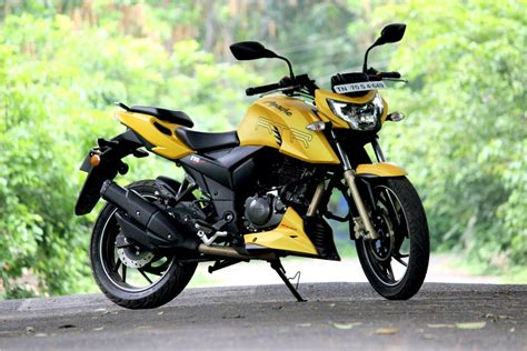 Apache Rtr 200 4v 2019 by Tvs Apache Rtr 200 4v With Fi Abs Version Deliveries