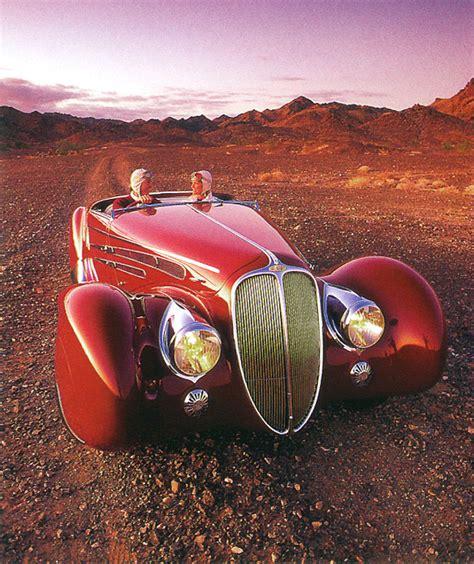 Figoni & Falaschi Delahaye 165 Cabriolet 1938