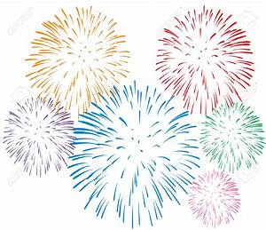 Red Fireworks Clipart (31+)