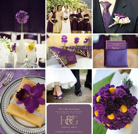 wedding decoration purple and yellow purple and yellow wedding ideas weddinary inspiration for s wedding