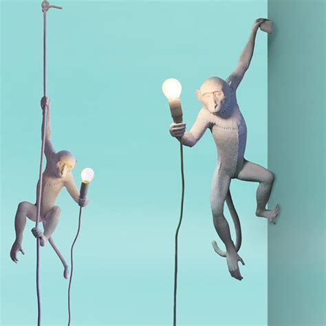 seletti Ceiling lamps Monkey Lamp   Design Republic