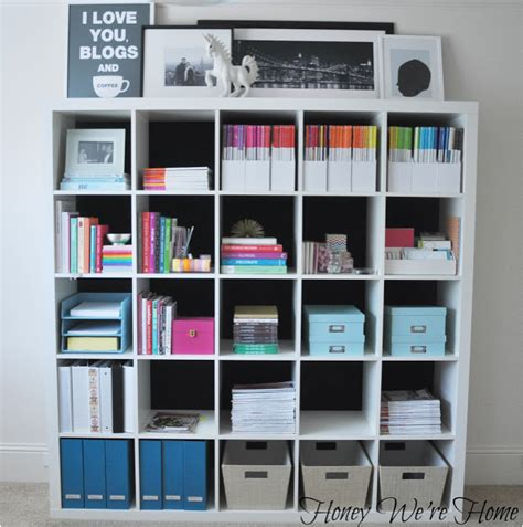 Office Supplies Organization by My Home Office Organization Honey We Re Home