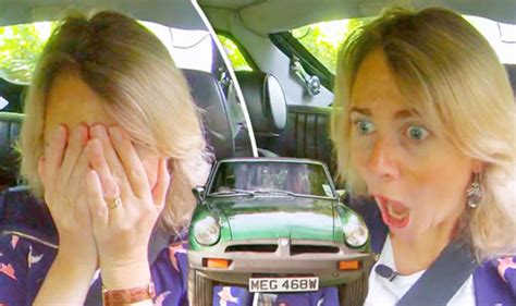 antiques road trip chaos  car accident narrowly avoided