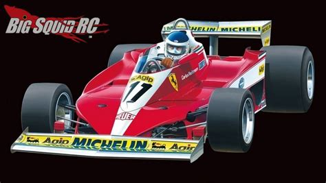 The unmistakable, stylish body of this 1980s supercar has been accurately reproduced in 1/12 scale, and you can line it up with both the previously released. Tamiya Ferrari 312T3 (F104W) « Big Squid RC - RC Car and Truck News, Reviews, Videos, and More!