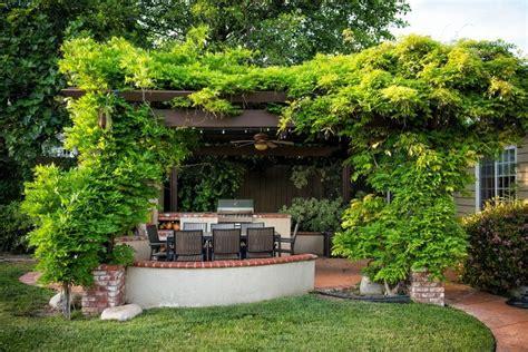 Pergola Mediterranes Flair Fuer Den Garten by 27 Pergola Design Ideas Garden Outline