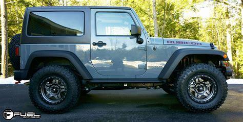 Jeep Wrangler Anza - D558 Gallery - Fuel Off-Road Wheels