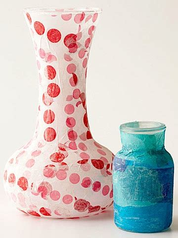 Decoupage Vase by 17 Best Images About Mod Podge And Decoupaged On