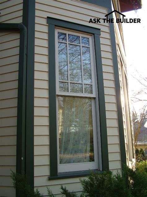 549 Shrinking A Window Tall Window Farmcrest  Ask The Builder