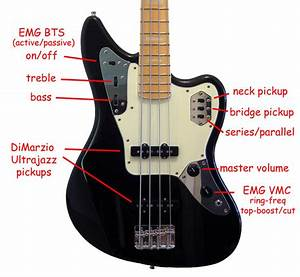 Fender Jaguar Bass Wiring Diagram