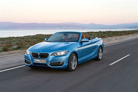 Bmw 2 Series Coupe And Cabrio Get A Subtle Facelift, They