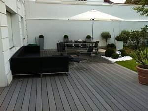 Terrasse Lame Composite : lapourquoi opter pour nature bois ~ Edinachiropracticcenter.com Idées de Décoration