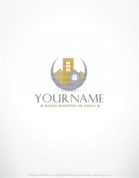 realty logo templates  business card