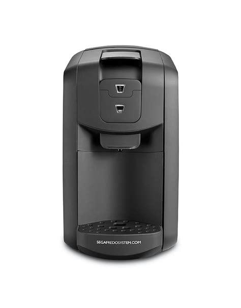 Caffé e capsule segafredo coffee system. SEGAFREDO COFFEE SYSTEM: ESPRESSO 1 CAPSULE MACHINE   Boncafé