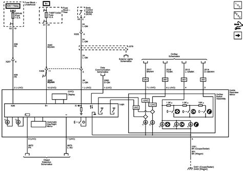 i need a wiring diagram for a 2012 cts mirror 12v and gnd