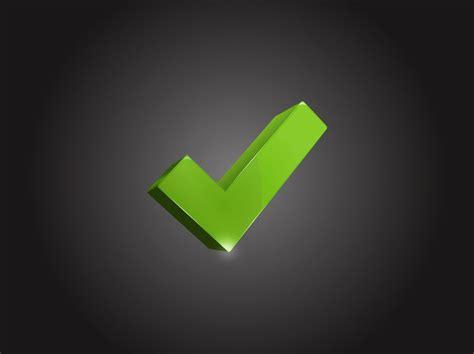 Green Tick Vector Art & Graphics