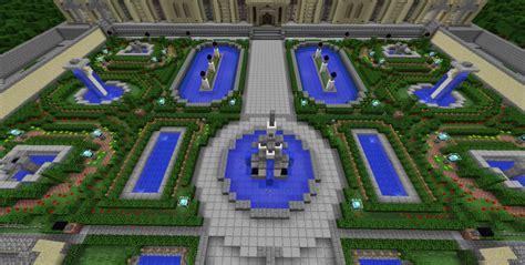 Garden Decoration Minecraft by Baroque Garden Grabcraft Your Number One Source For