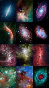 A Collection of a Few of the Most Beautiful Nebulae ...
