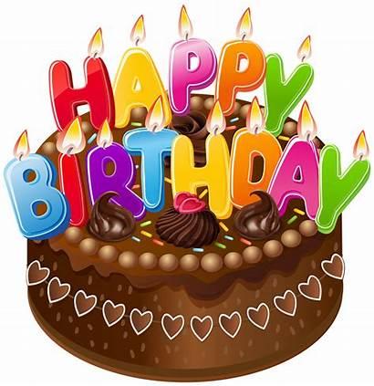 Cake Birthday Happy Clipart Transparent Clip Yopriceville