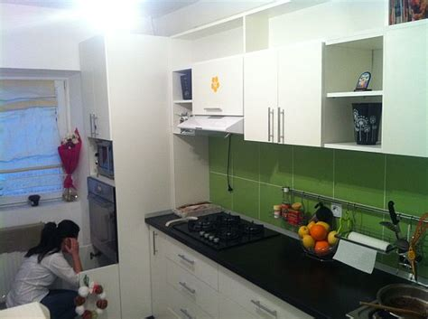 readers projectgreen kitchen backsplash  white cabinets
