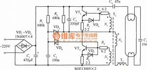 practical electronic ballast circuit diagram automotive With electronics circuits electronic ballasts electronic choke circuit