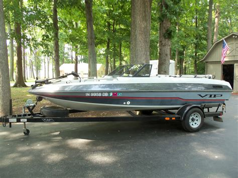 Used Fish And Ski Boats For Sale In Wv by Vip 183 F S Fish And Ski 1989 For Sale For 5 500 Boats