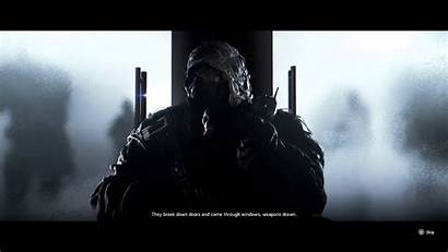 Kapkan Rainbow Six Siege Intro Operative