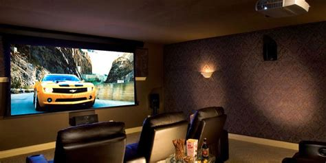 Is A Home Theater Projector System Better Than A Large