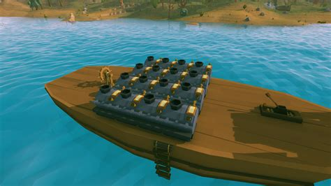 How To Make A Boat Ylands by Pushboat Suggestions Feedback Ylands Community Forums