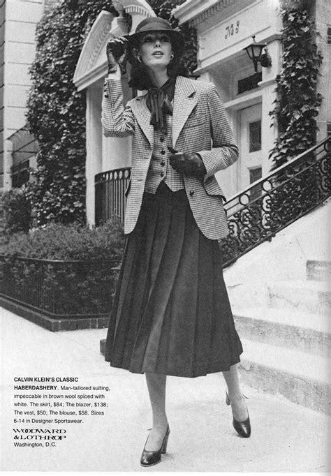 siebziger jahre kleidung pin michael schmidt auf vintage fashion catalog