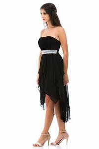 porter une robe bustier noire all pictures top With robes soldées