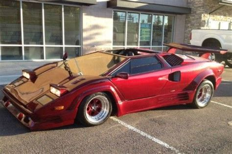 buy   lamborghini countach kit car