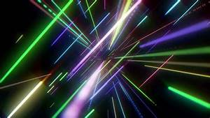 3D Laser Show Colored Background Stock Footage Video ...