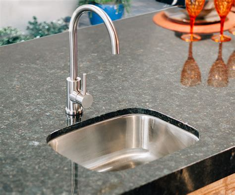 outdoor kitchen sink drain under mount sink with faucet for your outdoor kitchen