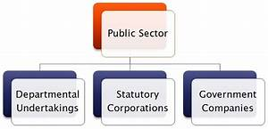 Difference Between Public Sector And Private Sector  With