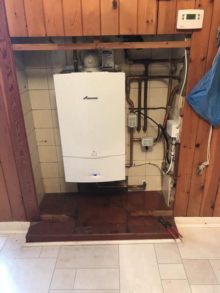 hart plumbing heating services plumbers  enfield