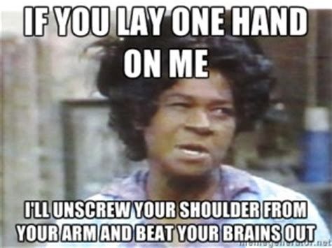 Sanford And Son Meme - aunt esther quotes quotesgram