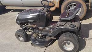 Crank A Riding Mower With A Bad Starter Solenoid
