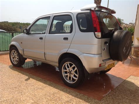 Daihatsu For Sale by For Sale Daihatsu Terios 4x4 Automatic Buy And Sell