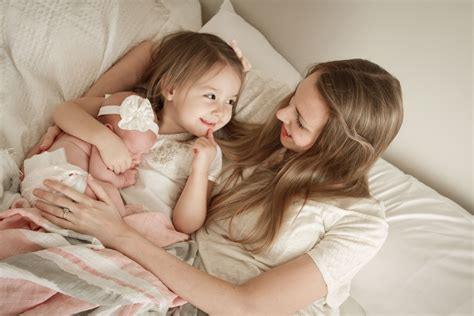 Tandem Breastfeeding A Toddler And Newborn