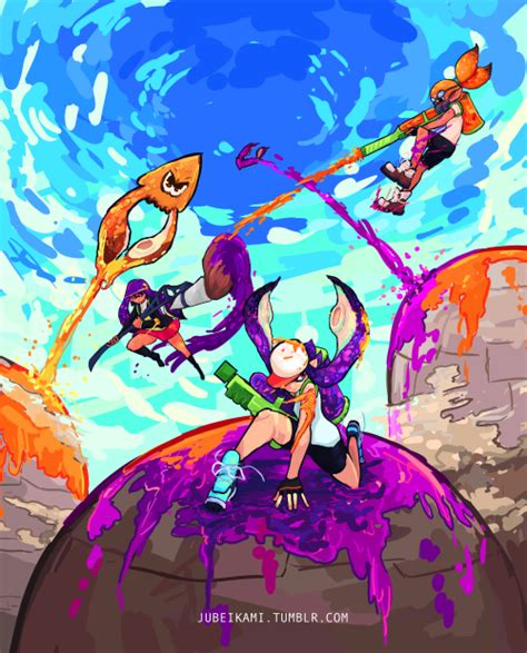 splatoon tumblr
