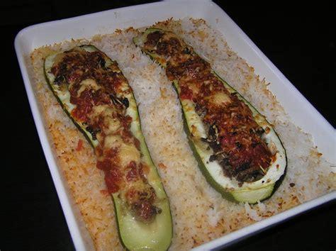 légumes faciles à cuisiner courgettes farcies cuisiner facile légumes aubergine
