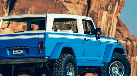 jeep surf surf cars jeep just re released a modern take on everyone