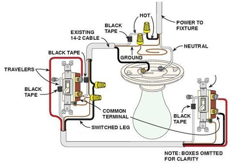 ways switch wiring diagrams printable diagram