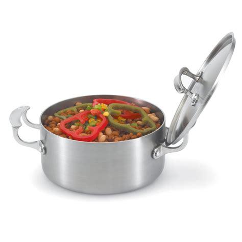 pan vollrath dome casserole cookware qt low webstaurantstore catering pride