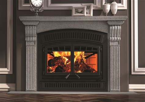 Ventis He350 High Efficiency Zero Clearance Wood Fireplace